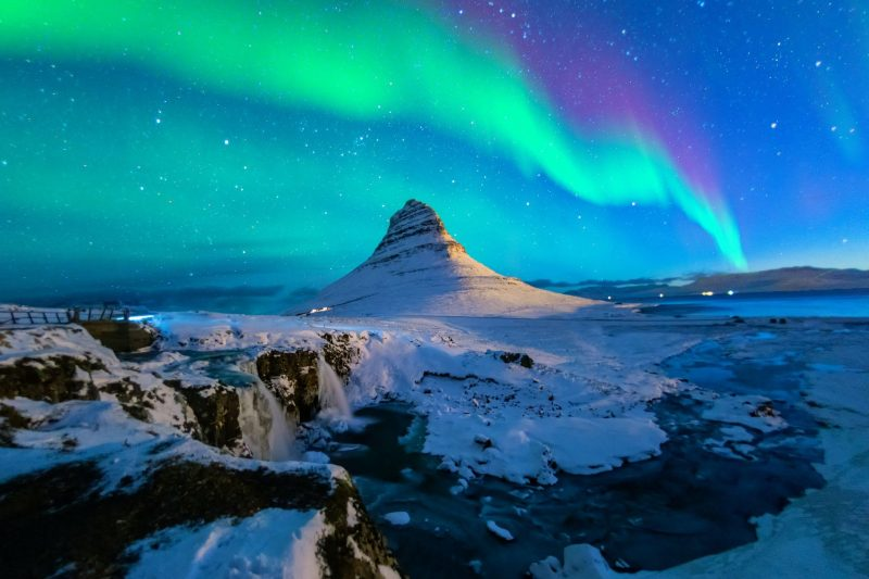 Experiencing Iceland Northern Lights Expedition