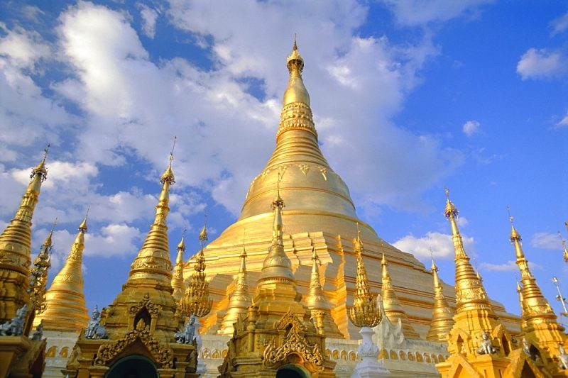 Golden Kingdom Myanmar